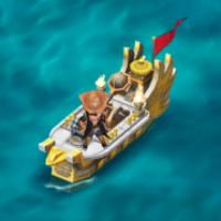 Long Catapult Ship