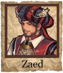 Zaed Cannoneer Poster
