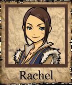 Rachel Corsair Poster