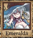 Emeralda Cannoneer Poster