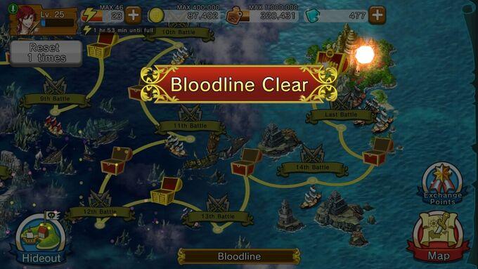 Bloodline Clear