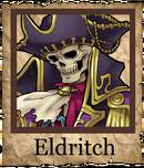 Eldritch Swashbuckler Poster
