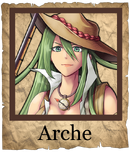 Arche Musketeer Poster