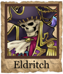Eldritch Musketeer Poster