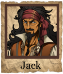 Jack Musketeer Poster