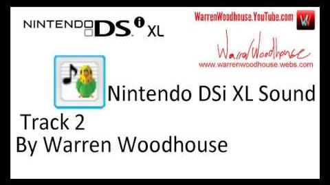 DSiXL (DSIXL) - Sound - Track 2 By Warren Woodhouse