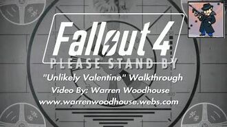"FALLOUT 4 (PS4) - ""Unlikely Valentine"" Walkthrough"