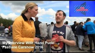 INTERVIEWS - Made In Tyne & Wear - Fastlane Carshow 2016 - My Interview With Hazel Pude
