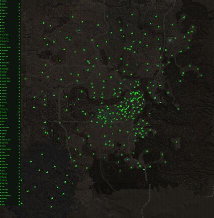 Maps ByFalloutWikiOnFANDOM Fallout4WorldMap