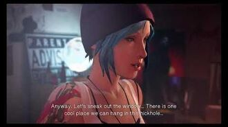 LIFE IS STRANGE (PS4) - Episode 1 Chrysalis - Epilogue
