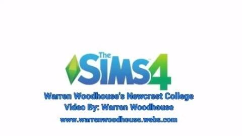 THE SIMS 4 (PS4) - Warren Woodhouse's Newcrest College