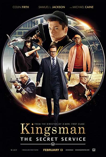KingsmanFilmPoster
