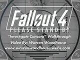 Guides:Fallout4/Investigate Concord