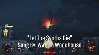Let The Synths Die - Warren Woodhouse