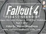Guides:Fallout4/War Never Changes
