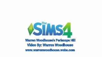THE SIMS 4 (PS4) - Warren Woodhouse's Periscope Hill