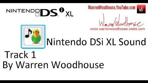 DSiXL (DSIXL) - Sound - Track 1 By Warren Woodhouse