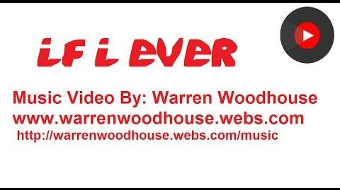 If I Ever - Warren Woodhouse