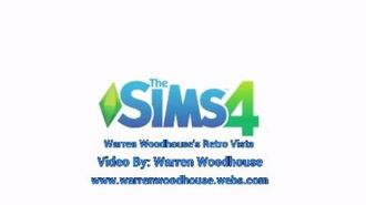 THE SIMS 4 (PS4) - Warren Woodhouse's Retro Vista