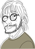 Zevon-Sketch