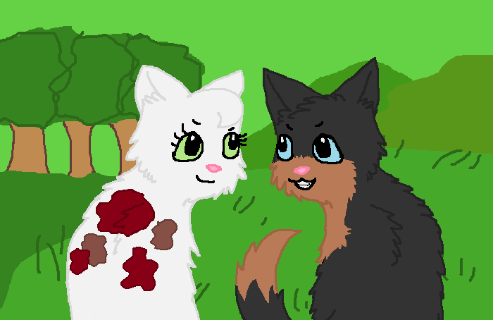 Warrior Cats Blossomkit Trapped in Ambi...