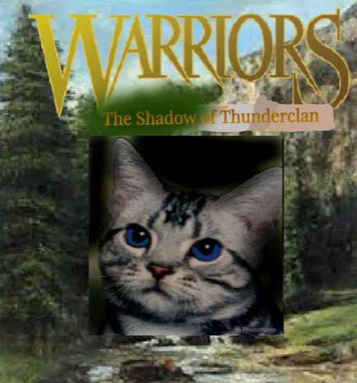 Warrior cats: The Shadow of Thunderclan | Warrior Cats