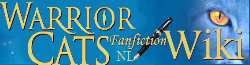 Logo Warrior Cats Fanfiction Wiki logo