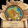 Bladvalwedstrijd2014EensnorMedaille