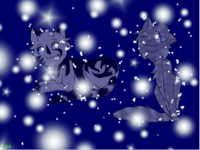 Feathertail Silverstream Starclan