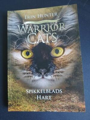 Spikkelblads hart cover