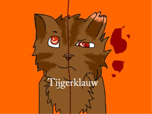 Tigerclaw's two sides-Project Tijgerklauw