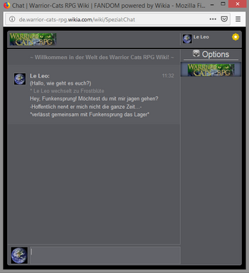 Chat-Beispiel