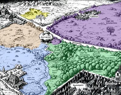 Waldterritories