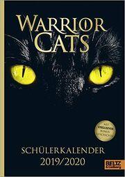 Warrior Cats Schülerkalender 2019-2020