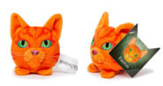 Firestar Mini-Head Plush