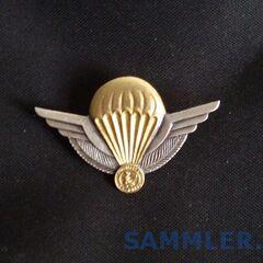 Значок парашютистов ДР Конго.