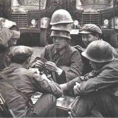 Эпизод из Вьетнамо-китайской войны, 1979 год.