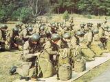 """40-й воздушно-десантный батальон """"Вилли Зангер"""""""