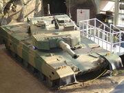 JGSDF MBT Type 90 at JGSDF PI center 2