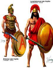 Hoplites-sparta-athenes