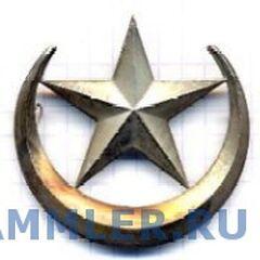 Эмблема национальной гвардии Нигера.
