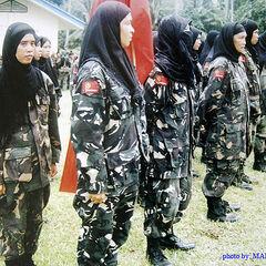 Женский батальон.