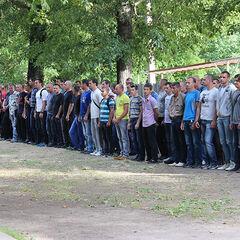 Новобранцы батальона, 26 июня 2014 г.