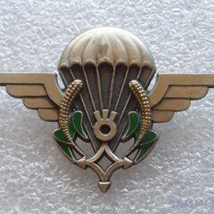 Значок парашютистов Нигера.