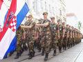 Hrvatska vojska odlučnim korakom stupa