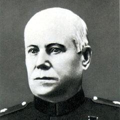 Василий Алексеевич Дегтярёв.