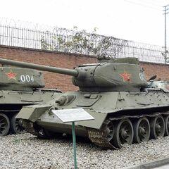 Тип 58 в музее Цзяньчуань.