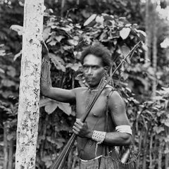 Лучник с острова Улава.