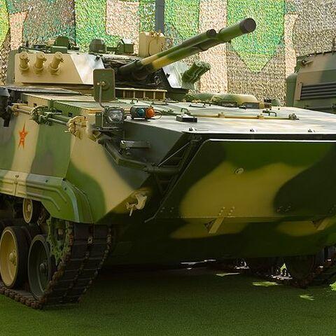 Прототип Тип 97 (ZBD-97).