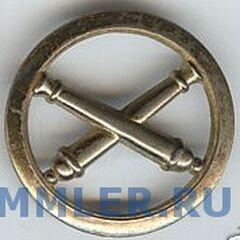 Эмблема артиллеристов. Судя по дизайну, возможно, производитель — израильская компания.
